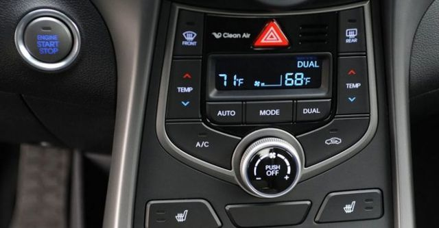 2015 Hyundai Elantra EX 豪華型  第8張相片