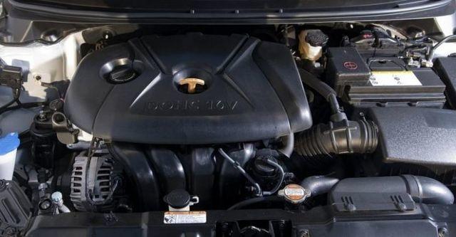 2015 Hyundai Elantra EX 豪華型  第10張相片