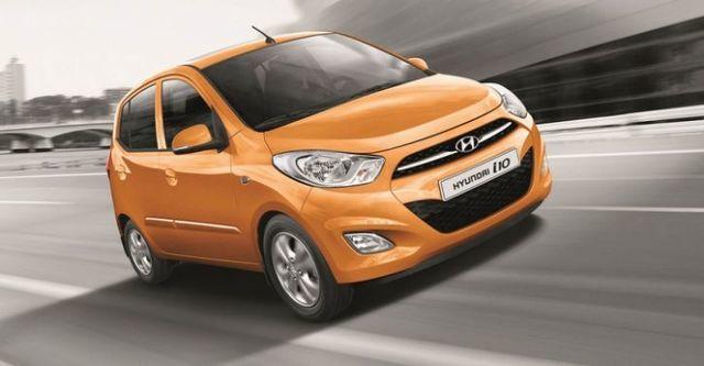 2015 Hyundai i10 手排享樂款  第2張相片
