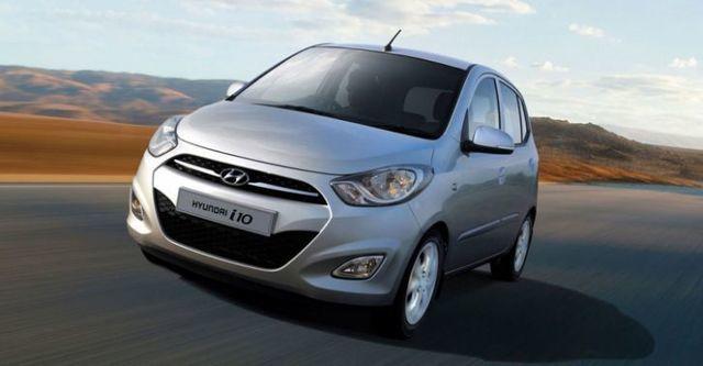 2015 Hyundai i10 手排享樂款  第4張相片