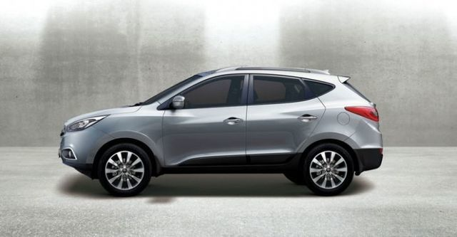 2015 Hyundai ix35 柴油2.0尊貴  第2張相片