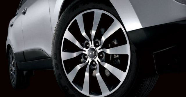 2015 Hyundai ix35 柴油2.0尊貴  第3張相片