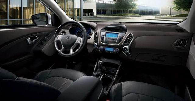 2015 Hyundai ix35 柴油2.0尊貴  第6張相片