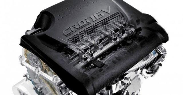 2015 Hyundai ix35 柴油2.0尊貴  第10張相片