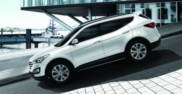 2015 Hyundai Santa Fe 2.2皇家款  第2張相片