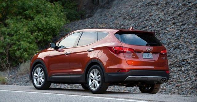 2015 Hyundai Santa Fe 2.2皇家款  第4張相片