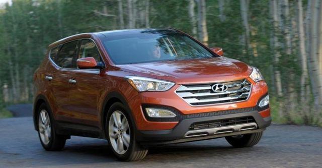 2015 Hyundai Santa Fe 2.2豪華款  第1張相片