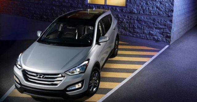 2015 Hyundai Santa Fe 2.2豪華款  第3張相片