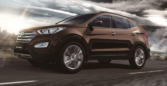 2015 Hyundai Santa Fe 2.4君爵款  第1張相片