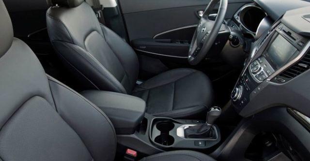 2015 Hyundai Santa Fe 2.4君爵款  第7張相片