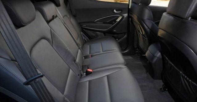 2015 Hyundai Santa Fe 2.4君爵款  第8張相片