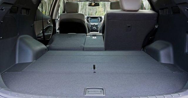 2015 Hyundai Santa Fe 2.4君爵款  第10張相片