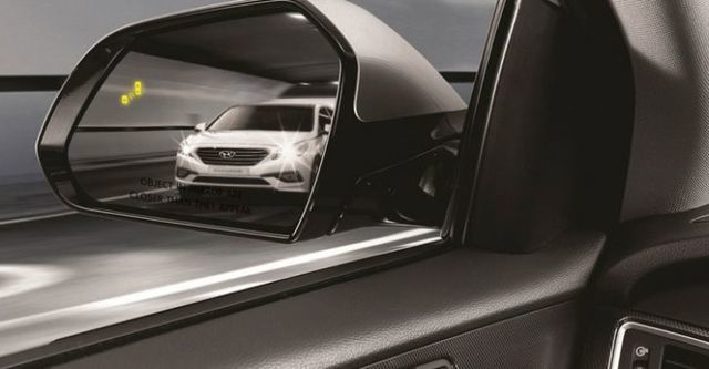 2015 Hyundai Sonata 2.4豪華款  第10張相片