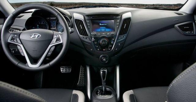 2015 Hyundai Veloster 1.6 Turbo GDi  第7張相片