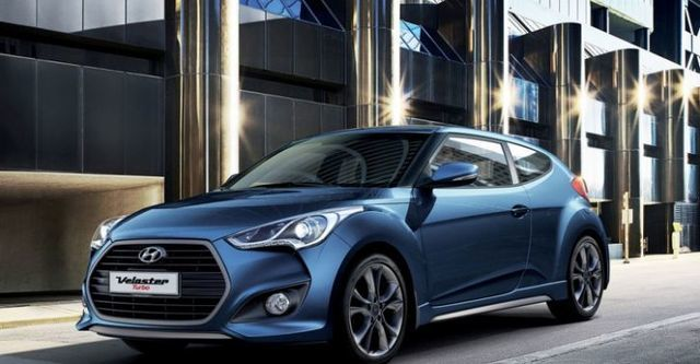 2015 Hyundai Veloster(NEW) 1.6 Turbo豪華款  第4張相片