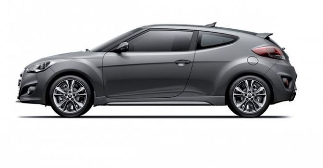 2015 Hyundai Veloster(NEW) 1.6 Turbo豪華款  第5張相片
