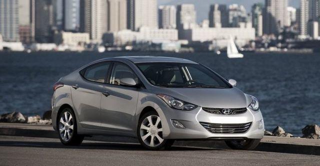 2014 Hyundai Elantra 1.8 GLS經典型  第1張相片