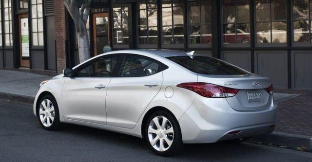 2014 Hyundai Elantra 1.8 GLS經典型  第2張相片