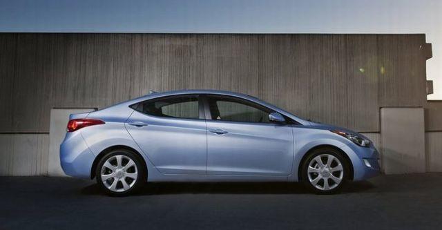 2014 Hyundai Elantra 1.8 GLS經典型  第5張相片