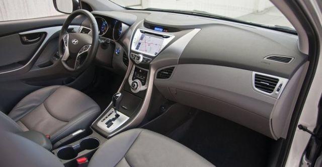 2014 Hyundai Elantra 1.8 GLS經典型  第8張相片