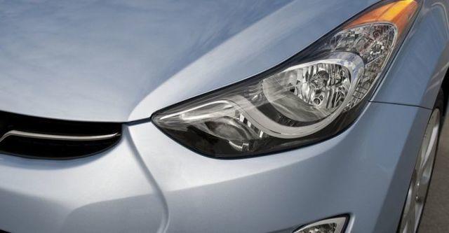 2014 Hyundai Elantra 1.8 GLS豪華型  第7張相片