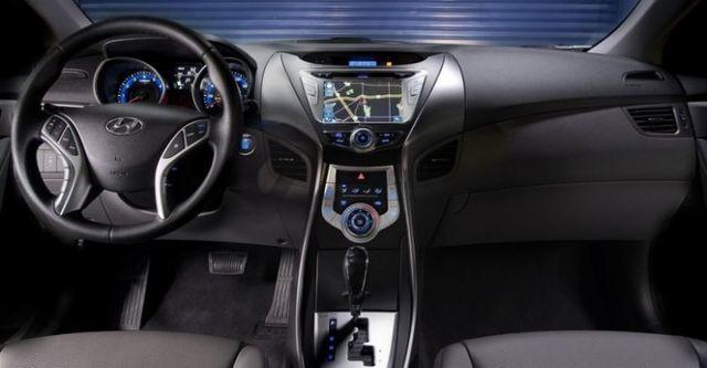 2014 Hyundai Elantra 1.8 GLS豪華型  第8張相片