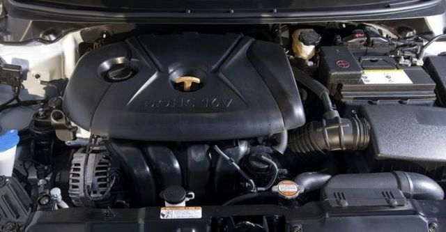 2014 Hyundai Elantra 1.8 GLS豪華型  第10張相片