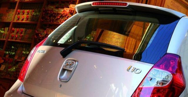 2014 Hyundai i10 自排旗艦款  第6張相片
