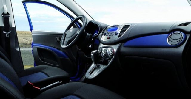 2014 Hyundai i10 自排旗艦款  第7張相片