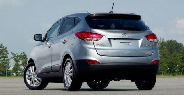 2014 Hyundai ix35 2.0 VG Turbo尊貴型  第4張相片