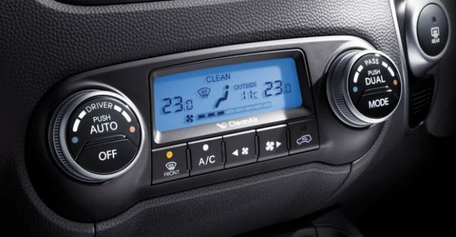 2014 Hyundai ix35 2.0 VG Turbo尊貴型  第8張相片