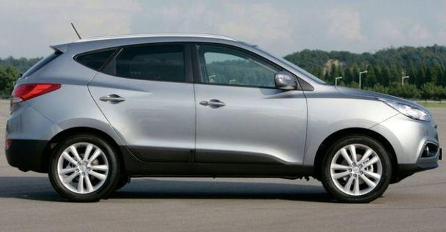 2014 Hyundai ix35 2.0 VG Turbo旗艦型  第3張相片