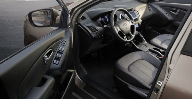 2014 Hyundai ix35 2.0 VG Turbo旗艦型  第5張相片