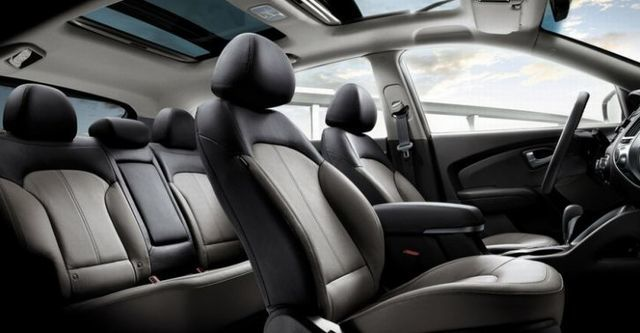 2014 Hyundai ix35 2.0 VG Turbo旗艦型  第6張相片