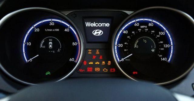 2014 Hyundai ix35 2.0 VG Turbo旗艦型  第7張相片