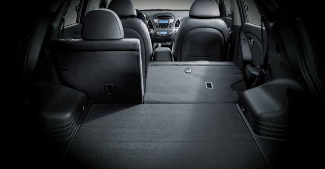 2014 Hyundai ix35 2.0 VG Turbo旗艦型  第10張相片