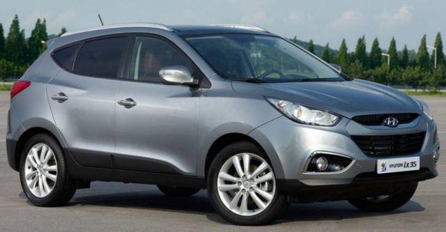 2014 Hyundai ix35 2.0尊貴型  第1張相片