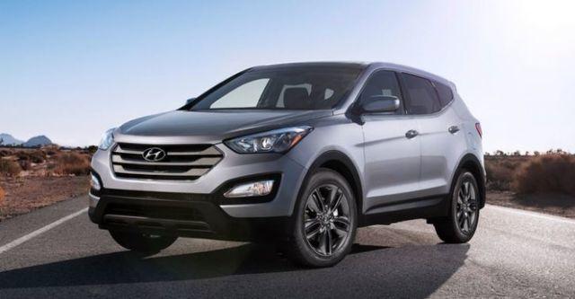 2014 Hyundai Santa Fe 2.2旗艦款  第1張相片