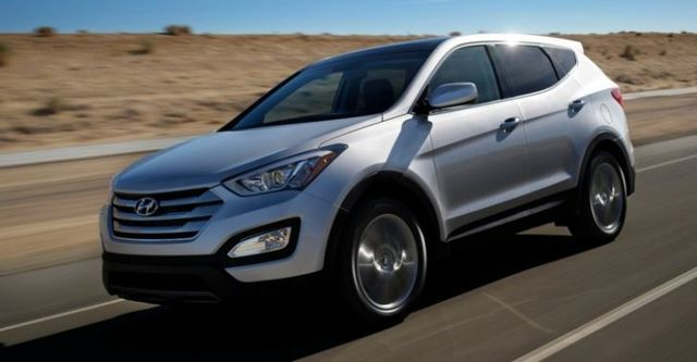 2014 Hyundai Santa Fe 2.2旗艦款  第3張相片