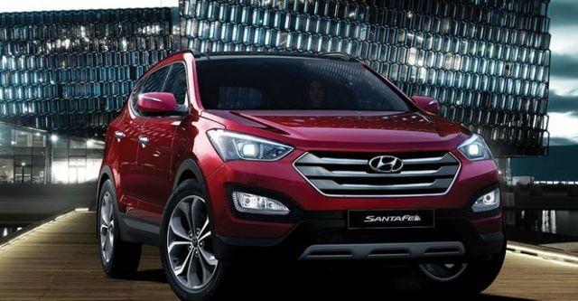 2014 Hyundai Santa Fe 2.2皇家款  第1張相片