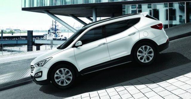 2014 Hyundai Santa Fe 2.2皇家款  第2張相片