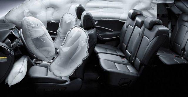 2014 Hyundai Santa Fe 2.2皇家款  第7張相片