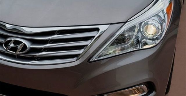2013 Hyundai Azera 3.0 V6  第5張相片