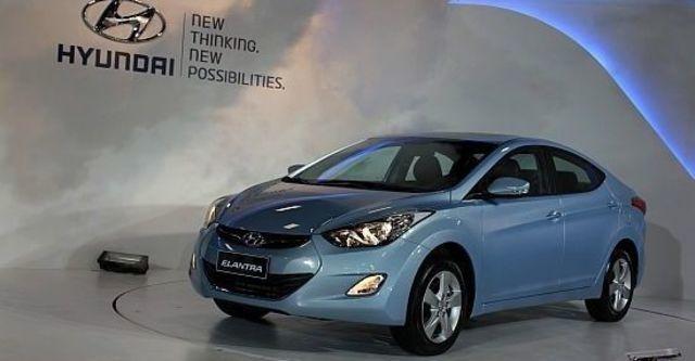 2013 Hyundai Elantra 1.8 GLS豪華型  第3張相片