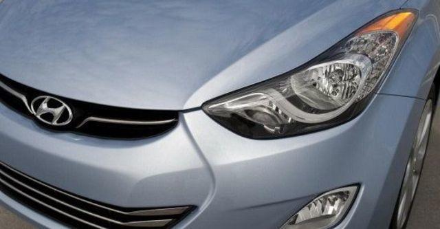 2013 Hyundai Elantra 1.8 GLS豪華型  第5張相片