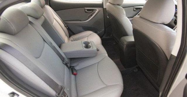 2013 Hyundai Elantra 1.8 GLS豪華型  第9張相片