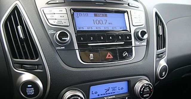 2013 Hyundai ix35 2.0 VG Turbo尊貴型  第4張相片