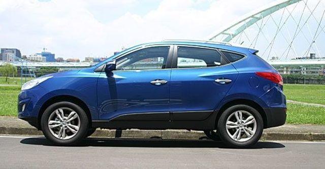 2013 Hyundai ix35 2.0 VG Turbo尊貴型  第6張相片