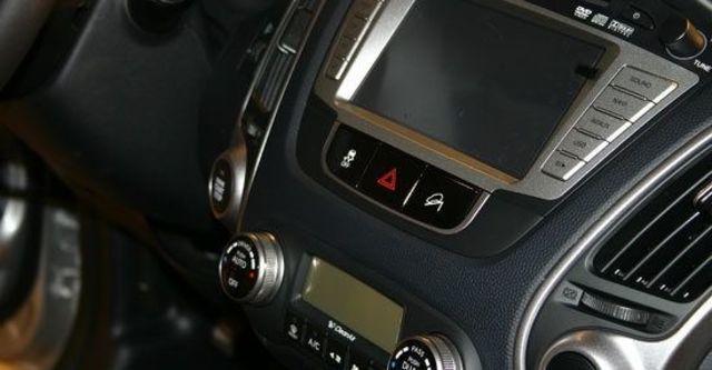2013 Hyundai ix35 2.0 VG Turbo旗艦型  第11張相片