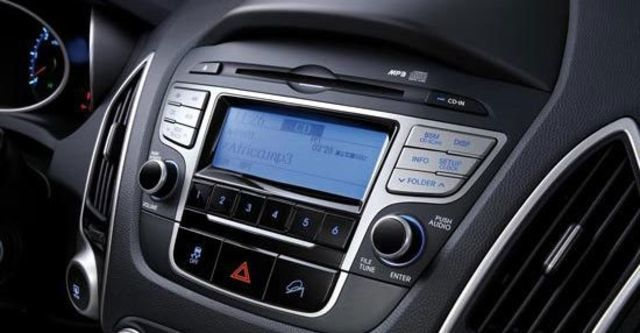 2013 Hyundai ix35 2.0豪華型  第10張相片